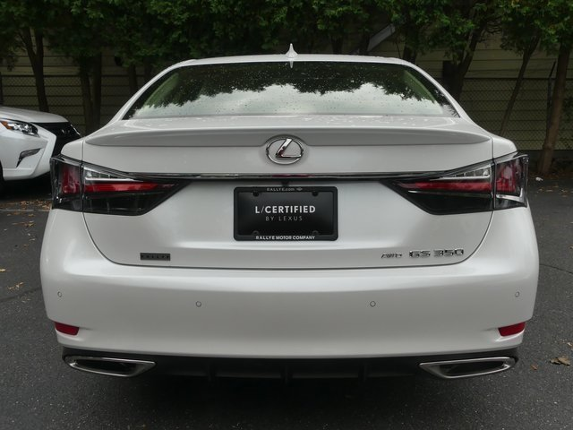 Certified Pre-Owned 2018 Lexus GS 350