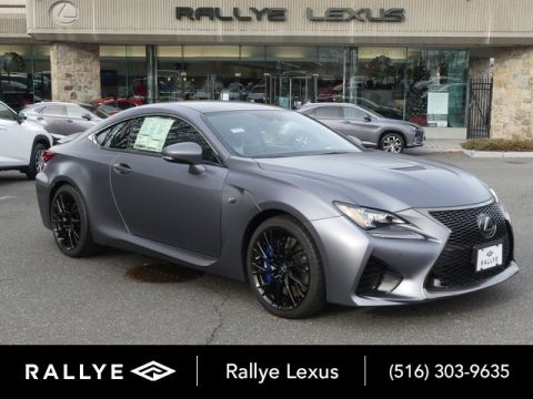 Pre-Owned 2019 Lexus RC F F